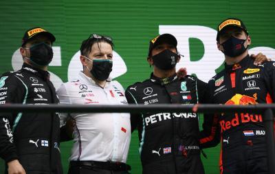 F1 2021 | la grille des salaires