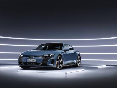 Audi e-tron GT (2021) | 4 choses à savoir sur le coupé 4 portes