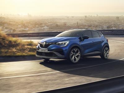 Renault Captur R.S. Line | Les photos du petit SUV en finition sportive