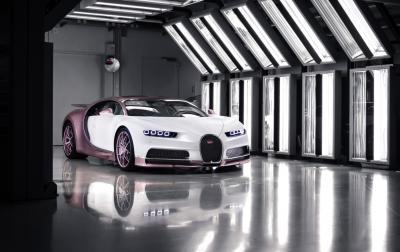 "Bugatti Chiron Sport ""Alice"" | Les photos de l'hypercar"