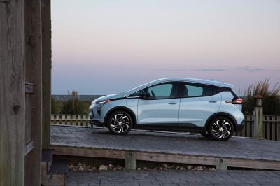 Chevrolet Bolt EV & EUV | Les photos de la compacte et du crossover