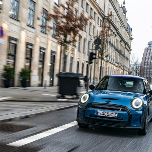 Mini Cooper SE | Les photos de la citadine en finition Mini Electric Collection