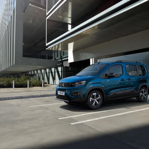 Peugeot e-Rifter (2021) | Les photos du minivan 100% électrique
