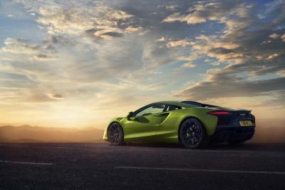 McLaren Artura (2021) | Les photos de la supercar hybride rechargeable