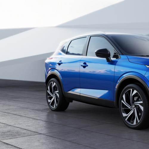 Nissan Qashqai (2021) | Les photos de la troisième génération du crossover