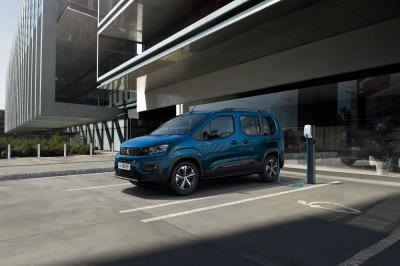 Peugeot e-Rifter (2021) | le minivan électrique en 3 points