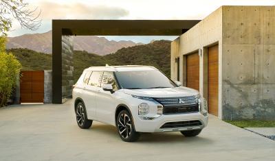 Mitsubishi Outlander (2021) | Le SUV en trois points