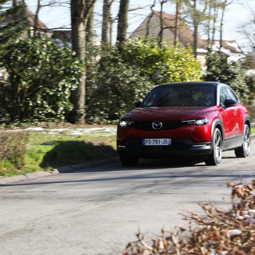 Experience Mazda MX-30