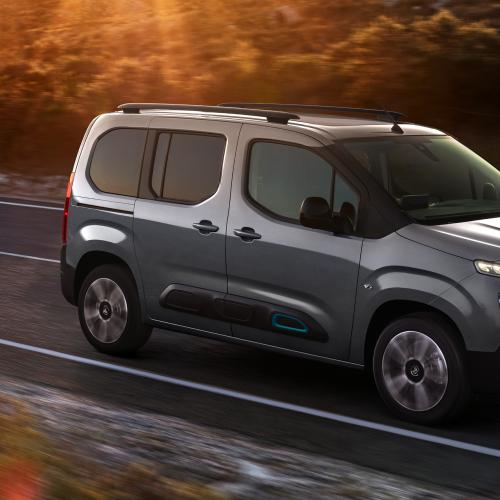Citroën ë-Berlingo (2021)   Les photos du ludospace 100% électrique