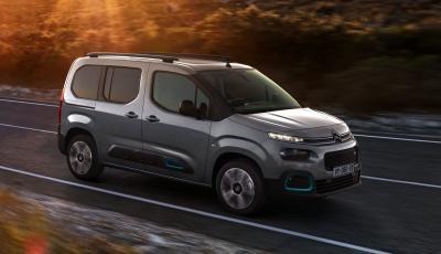 Citroën ë-Berlingo (2021) | Les photos du ludospace 100% électrique