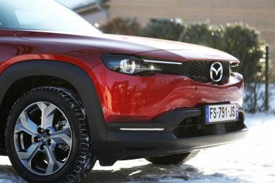 Design Mazda MX-30