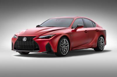 Lexus IS F Sport Performance (2022) | Les photos de la berline sportive