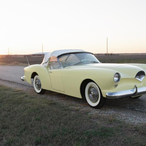 Kaiser-Darrin Roadster | Les photos de l'élégante biplace des 50's