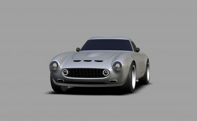 "Ferrari 250 GT by GTO Engineering | Les premières images du projet ""Moderna"""