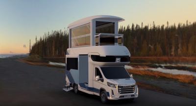SAIC Motor Maxus Life Home V90 Villa Edition | les photos du camping-car