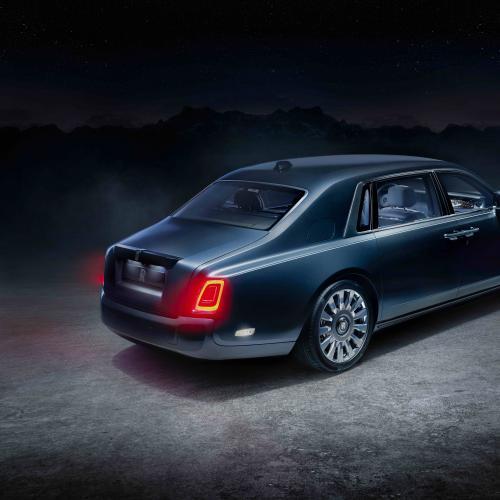 Rolls-Royce Phantom Tempus Collection | Les photos de la limousine