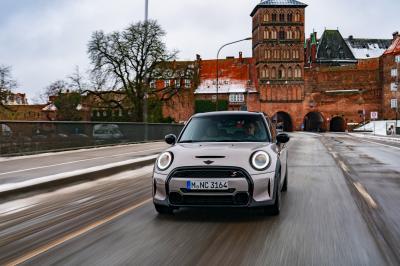 Mini Hatch 5 portes (2021) | Les photos de la citadine polyvalente