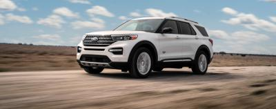 Ford Explorer King Ranch Edition | Les photos de l'édition spéciale