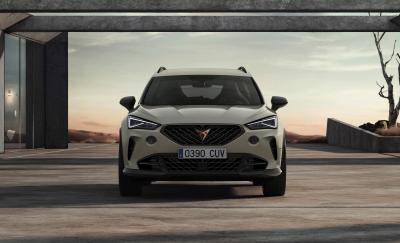 Cupra Formentor VZ5 | le puissant SUV en 3 points