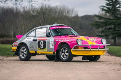 Porsche 911 Carrera MFI Safari Rally Car | Les photos de la sportive