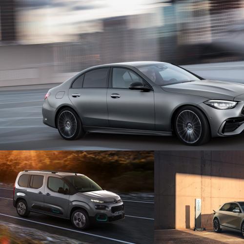 Nouveautés de la semaine 8 (2021) | Citroën, Hyundai, Mercedes...