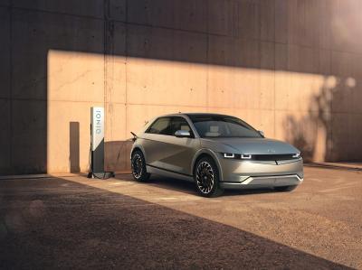 Hyundai Ioniq 5 | le SUV compact en trois points
