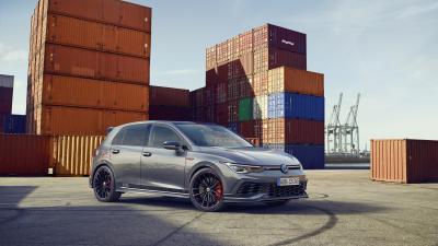 Volkswagen Golf 8 GTI Clubsport 45 | les photos de la compacte anniversaire