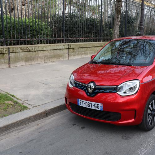 L'électrique au quotidien   Renault Twingo Electric