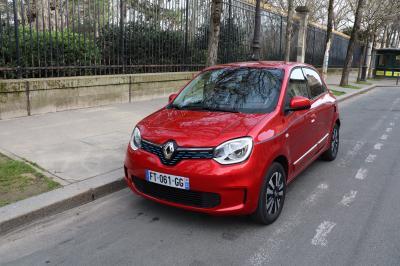 L'électrique au quotidien | Renault Twingo Electric
