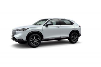 Honda HR-V (2021) : les photos du SUV exclusivement hybride