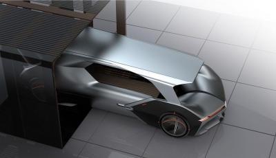 Renault Pantheon | les photos du concept-car aux inspirations romaines