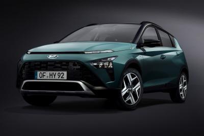 Hyundai Bayon (2021) | les photos du SUV réservé à l'Europe