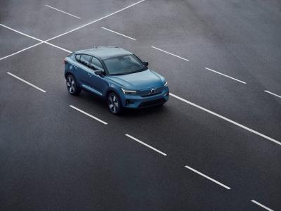 Volvo C40 Recharge | les photos du SUV coupé 100% électrique