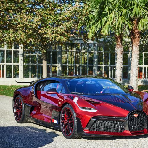 Bugatti Divo Lady Bug | les photos de l'exemplaire unique