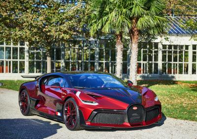 Bugatti Divo Lady Bug | les photos de l'exemplaire unique