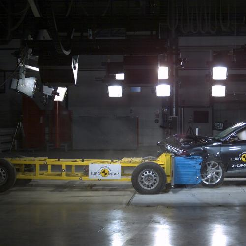 Cupra Formentor   les photos du crash-test Euro NCAP