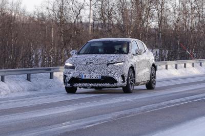Renault Mégane électrique (2021) | la compacte repérée en Suède