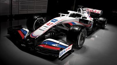 F1 2021 | la Haas de Schumacher et Mazepin