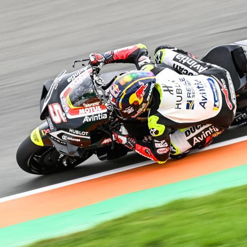 MotoGP : Les images des premiers tests au Qatar