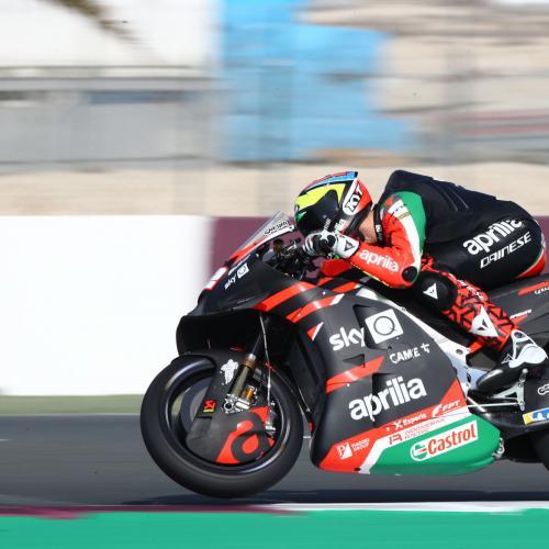 Deuxième jour de test MotoGP au Qatar
