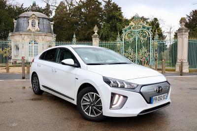 L'électrique au quotidien | Hyundai Ioniq Electric