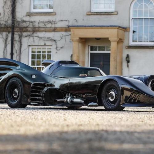 Batmobile | Les photos de la réplique à vendre chez Bonhams