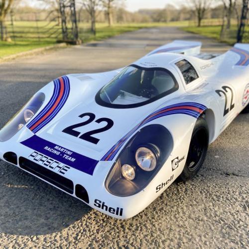Porsche 917 Junior | Les photos de la fabuleuse réplique motorisée