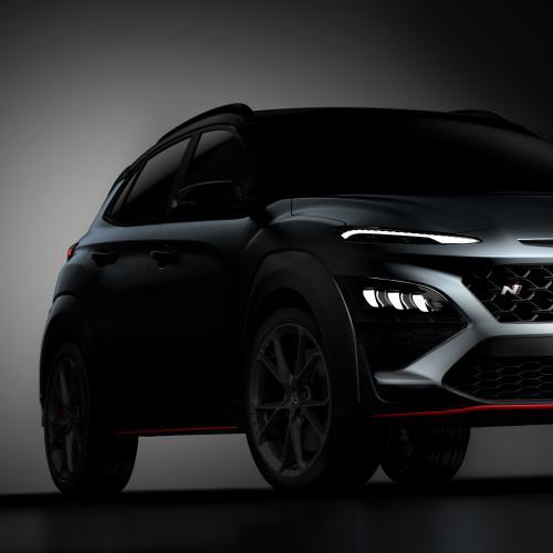 Hyundai Kona N (2021) | Les photos du SUV sportif de poche