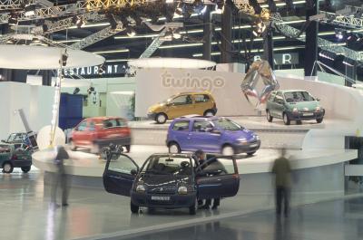 La Renault Twingo en 10 dates clés