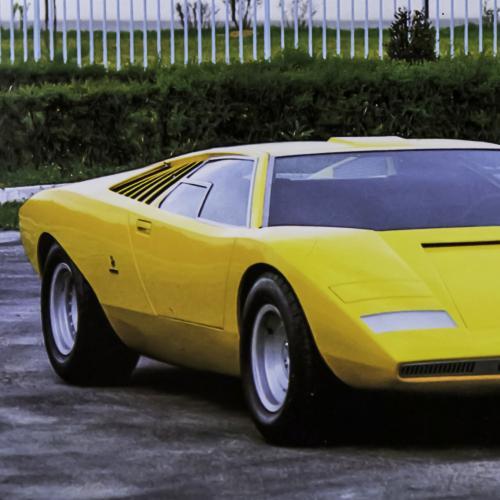 Maserati Bora & Lamborghini Countach LP 500 (50 ans) | Toutes les photos