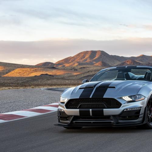Shelby Super Snake Speedster | Les photos du dragster biplace