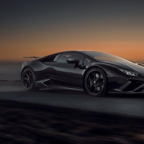 Lamborghini Huracán EVO RWD by Novitec   Les photos de la supercar préparée