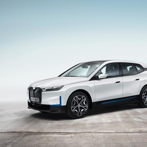 BMW iX (2021)   Les photos des versions xDrive40 et xDrive50
