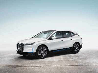 BMW iX (2021) | Les photos des versions xDrive40 et xDrive50